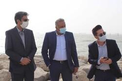 پروژه ساحلی بندرعباس به نماد گردشگری شهر تبدیل خواهد شد