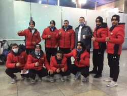 Syria boxing team