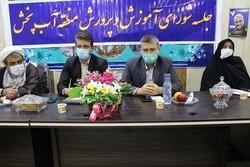 زیرساختهای آموزشی شهرستان دشتستان باید تقویت شود