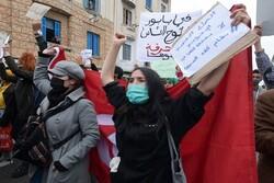 وقوع إصابات في صفوف المتظاهرين في شارع الحبيب بورقيبة في تونس