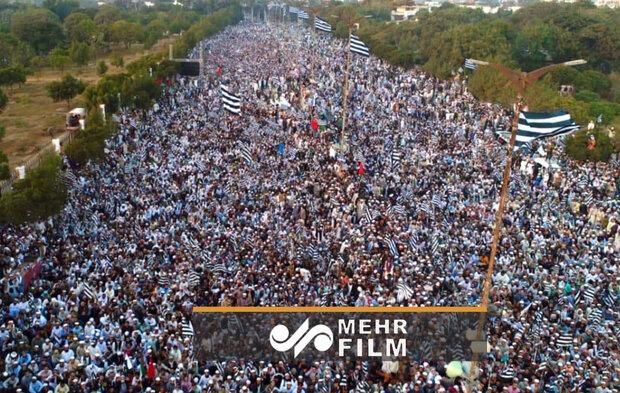Pakistan'da İsrail'le normalleşme kararı protesto edildi