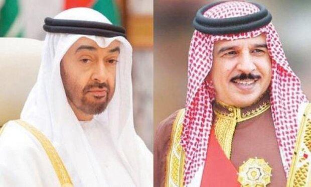 بحرین کے بادشاہ اور امارت کے خائن ولیعہد شکار کھیلنے کے لئے پاکستان پہنچ گئے