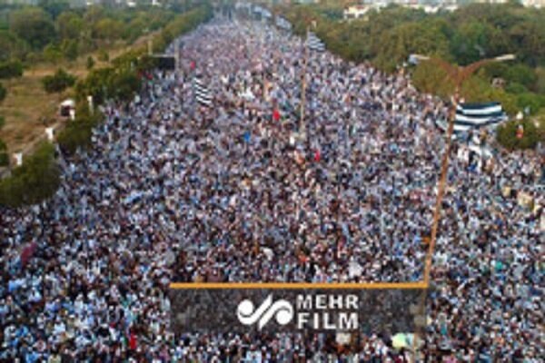 VIDEO: Pakistan people protest on tie normalizing with Israel