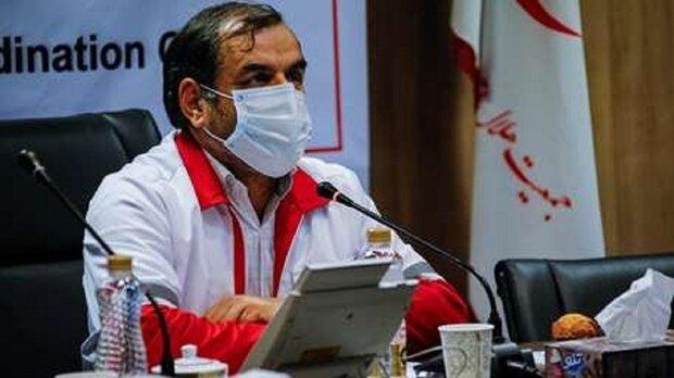 هشتمین محموله واکسن کرونا در اختیار وزارت بهداشت قرار گرفت