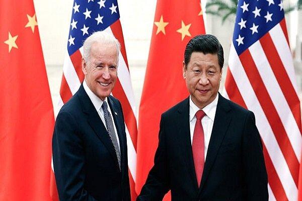 آمریکا در پی تقابل با چین نیست