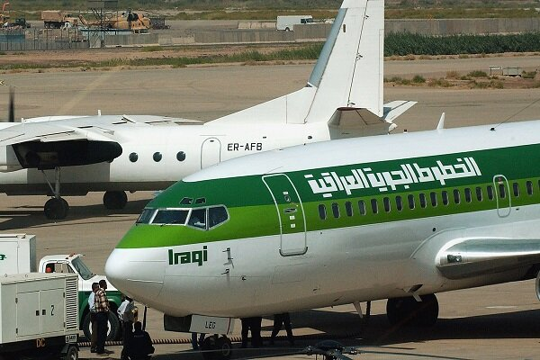 شركة طيران العراق تعلن استئناف الرحلات الجوية بين طهران وبغداد