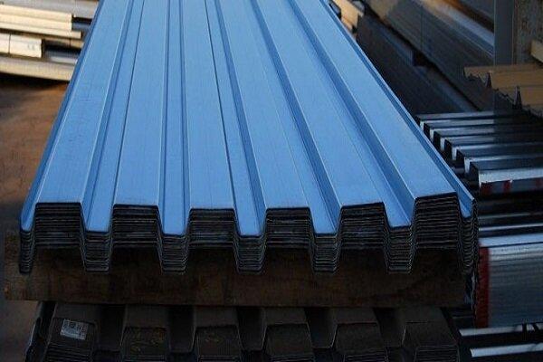 ارزش پایه صادراتی مقاطع فولادی واقعی می شود