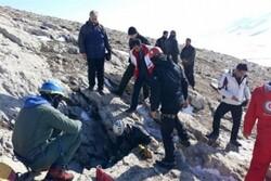 یکی از اجساد ۳ گمشده در غار بابا احمد چالدران کشف شد