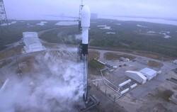 اسپیس ایکس ۱۴۳ ماهواره به فضا می فرستد