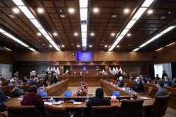 الجمعية العامة الثامنة والأربعون للجنة الأولمبية الوطنية لجمهورية إيران الإسلامية/بالصور