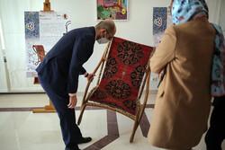 نمایشگاه مبلمان میراث فرهنگی ایران و لهستان