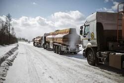 Bazargan border reopened after unprecedented snow: IRICA