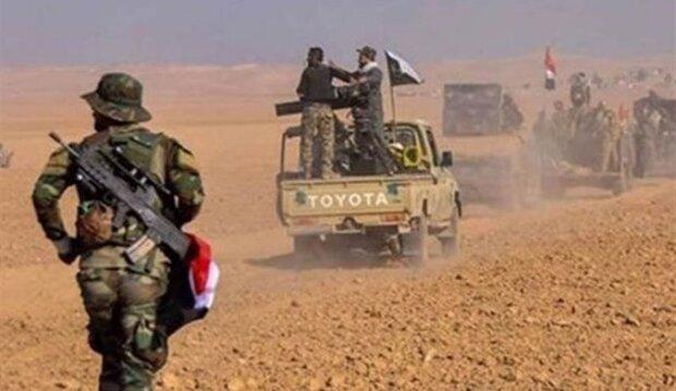 استشهاد 11 من الحشد بتعرض ارهابي شمالي العراق /  مخاوف من احياء ملف تقسیم العراق واحیاء داعش