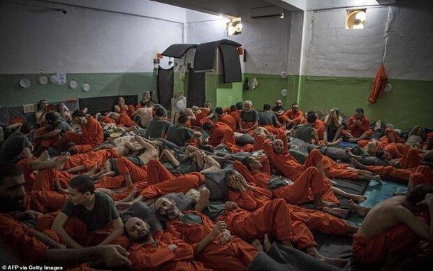 سجن خمس نجوم للارهابیین في العراق