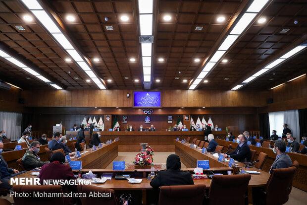 چهل و هشتمین مجمع عمومی کمیته ملی المپیک جمهوری اسلامی ایران