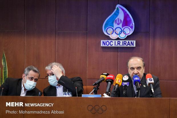 الجمعية العامة الثامنة والأربعون للجنة الأولمبية الوطنية لجمهورية إيران الإسلامية