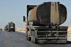 سرقت نفت سوریه