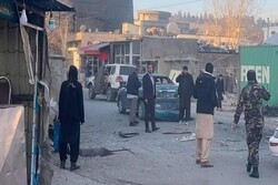 A bomb explodes on route of Italian staff car in Kabul