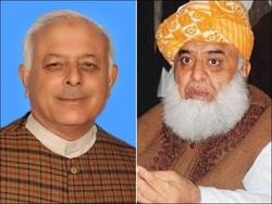 پاکستان کے وزیر ہوابازی نے مولانا فضل الرحمن کو پاکستان کا سب سے بڑا شیطان قراردیدیا