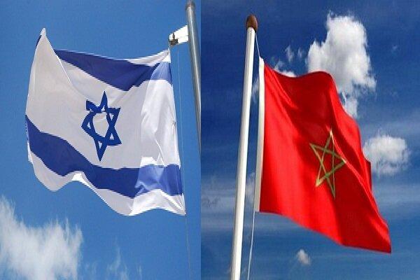 توقیع اتفاقیة شراکة لتعزيز العلاقات الاقتصادية بین المغرب والاحتلال
