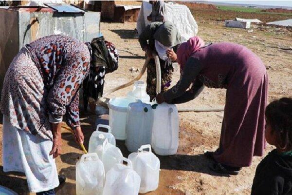 تورکیا، ئاو وەکوو چەک دژی کوردەکانی سووریا بەکار دەهێنێت