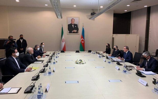 Iran not considering any limits for coop. with Azerbaijan