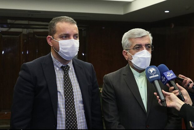 Iran urges Armenia to be serious about Aras pollution