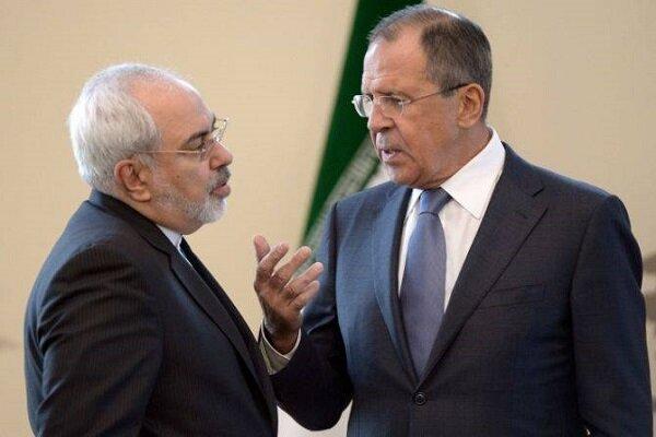 الخارجية الروسية تؤكد عزمها مواصلة التعاون مع طهران