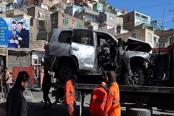 انفجار استهدف سيارة موظفين للسفارة الايطالية بأفغانستان
