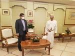 رئیس کل بانک مرکزی وارد عمان شد
