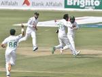 پاکستان کا 34 رکنی اسکواڈ جنوبی افریقہ روانہ