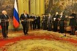 Zarif, Lavrov discuss building of Bushehr power plants units