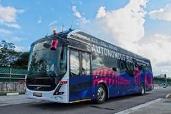استفاده تجاری از اتوبوسهای خودران در سنگاپور آغاز می شود