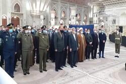جامعه قرآنی با آرمان های امام (ره) و انقلاب تجدید میثاق کردند