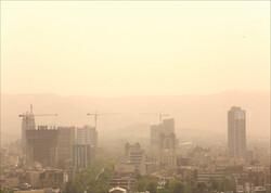 کیفیت هوای مشهد ناسالم است/بیماران قلبی و ریوی مراقب باشند