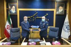 تفاهم نامه همکاری بین نیروی هوایی ارتش ودانشگاه صنعتی شریف امضاشد