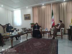 پیگیری حقوقی و دیپلماتیک ترور سردار سلیمانی مورد بحث قرار گرفت