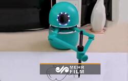 ربات مقلد