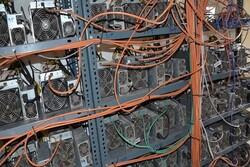 مجموع مراکز غیرمجاز استخراج رمزارز به ۵ هزار و ۳۸۰ واحد رسید
