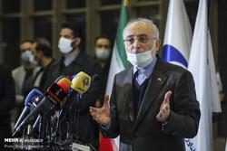 ايران حققت إنجازات مختلفة في مجال إنتاج أجهزة الطرد المركزي وإنتاج أدوية إشعاعية جديدة