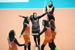 Saipa volleyball team