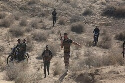 Iraqi forces destroy 5 ISIL hideouts in Saladin province