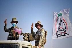 اللواء 52 بالحشد الشعبي يتعقب بقايا داعش شرق صلاح الدين