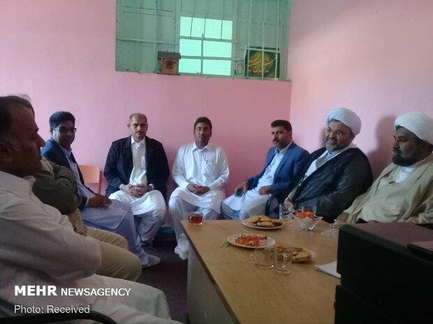 چشم اندازی از ماموریتهای یک روحانی در منطقه محروم