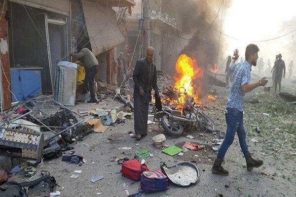 Blast in northern Syria leaves several dead, wounded
