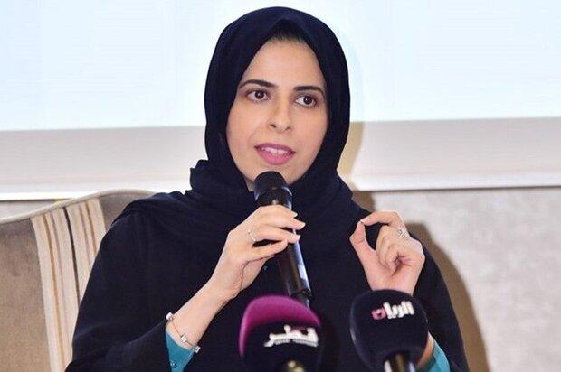 Qatar FM spox hails supports of Iran, Turkey
