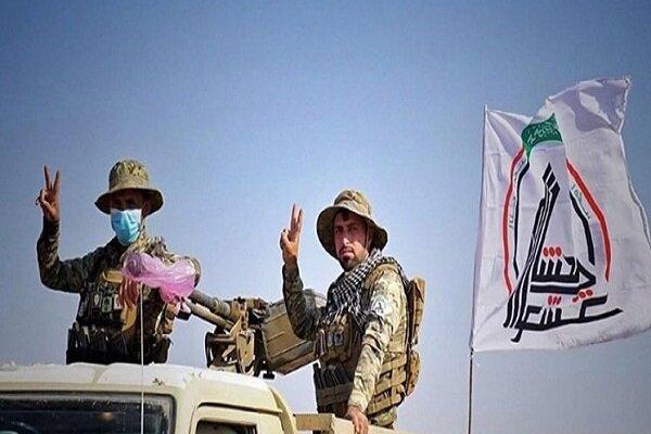 موفقیت حشد شعبی در دستگیری دو عنصر کلیدی داعش در بغداد