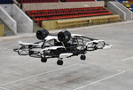 VIDEO: Moscow testing Flying Taxis