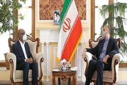 أمير عبد اللهيان: إيران تمدّ يد الصداقة والتعاون إلى الدول الصديقة وجميع الدول الجارة