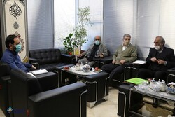 جلسه هم اندیشی سازمان اوقاف و شبکه قرآن برگزار شد